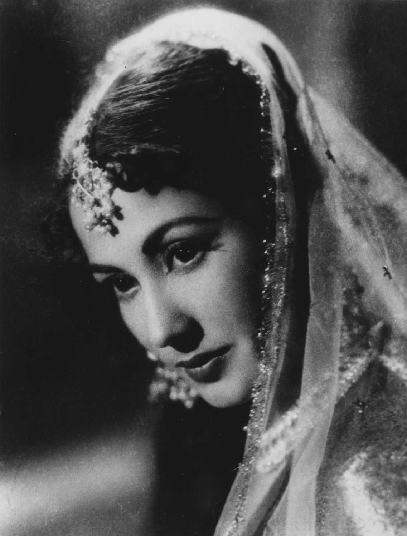 picture Meena Kumari