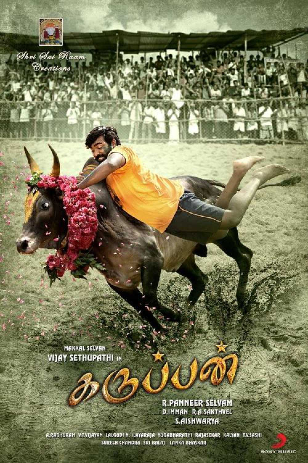 Karuppan (2017) UNCUT HDRip 720p 1.3GB [Hindi DD 2.0 – Tamil 2.0] MKV
