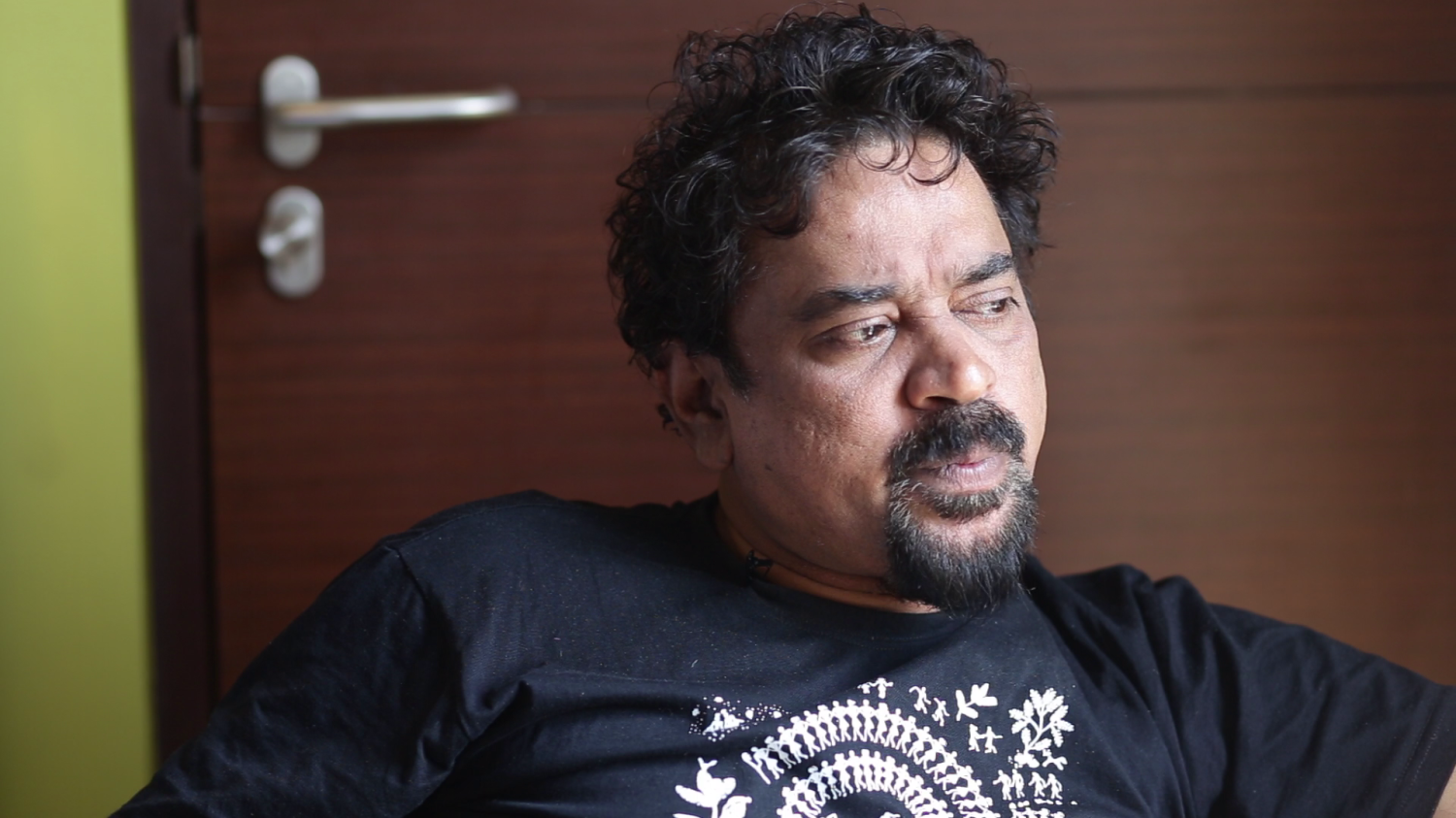 Image result for Santosh Sivan's