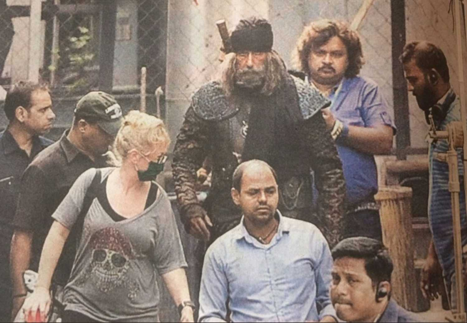Image result for Thugs Of Hindostan