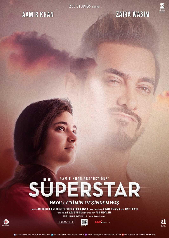 Box office: Aamir Khan's Secret Superstar crosses $100 million in China