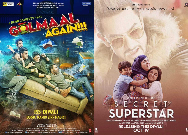Box Office Golmaal Again Bags Rs135 Crore Nett In First Week
