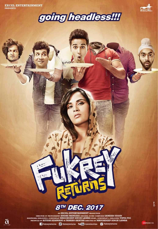 Fukrey Returns (2017) - Review, Star Cast, News, Photos | Cinestaan