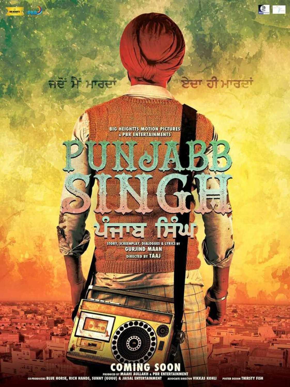 Punjab Singh (2018) Webrip