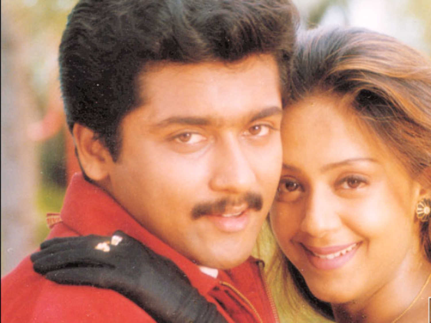 Jyothika and Suriya: Love that blossomed on screen ...