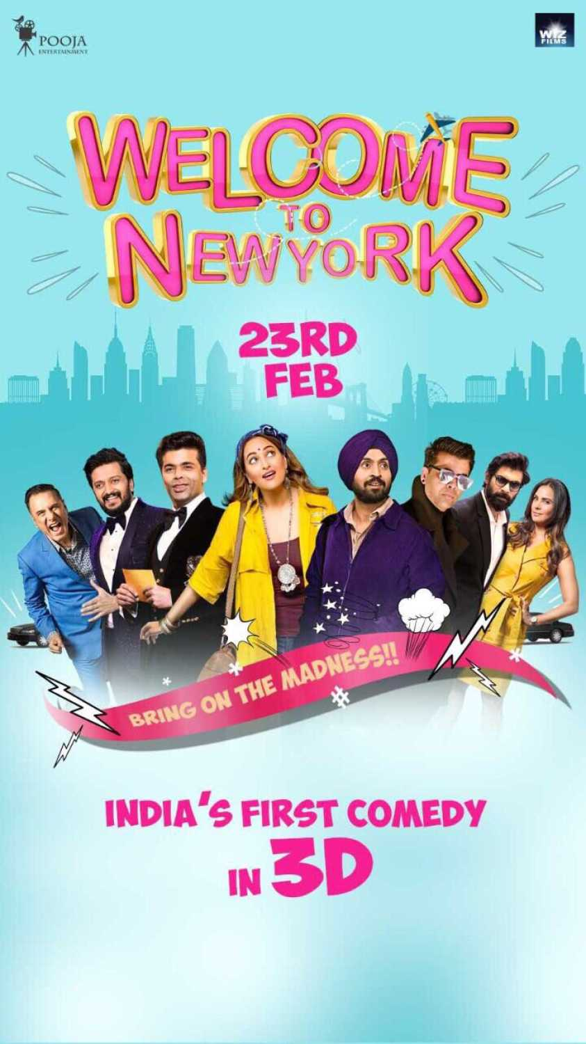 Hindi Full Movies Welcome To New York 1080p The Red Archer Powered By Doodlekit