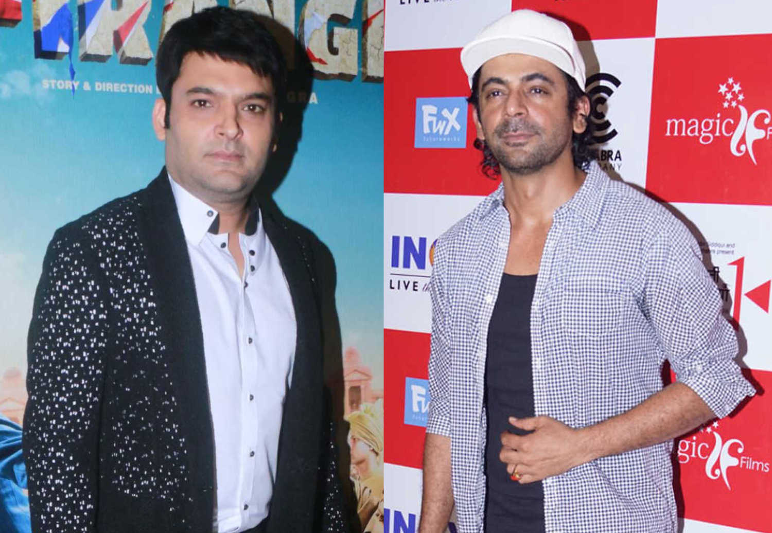 Kapil Sharma hits out at Sunil Grover who insists he wasn't offered