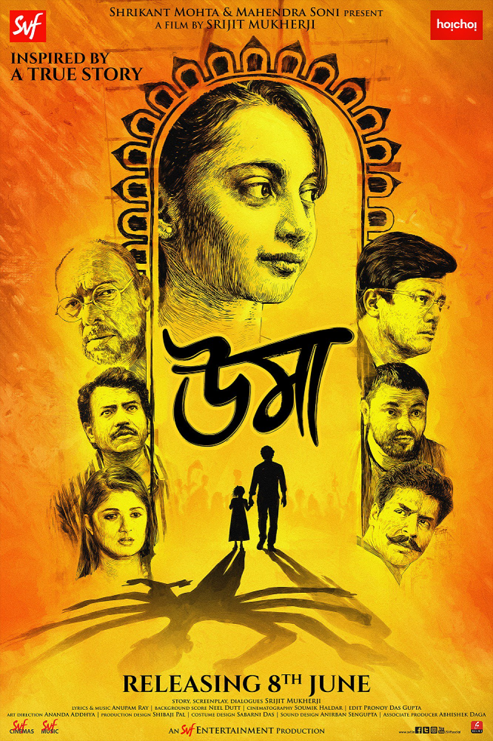 Uma (2018) Kolkata Bengali WEB-HDRip – 480P | 720P | 1080P – 650MB | 1.4GB | 2.6GB – Download