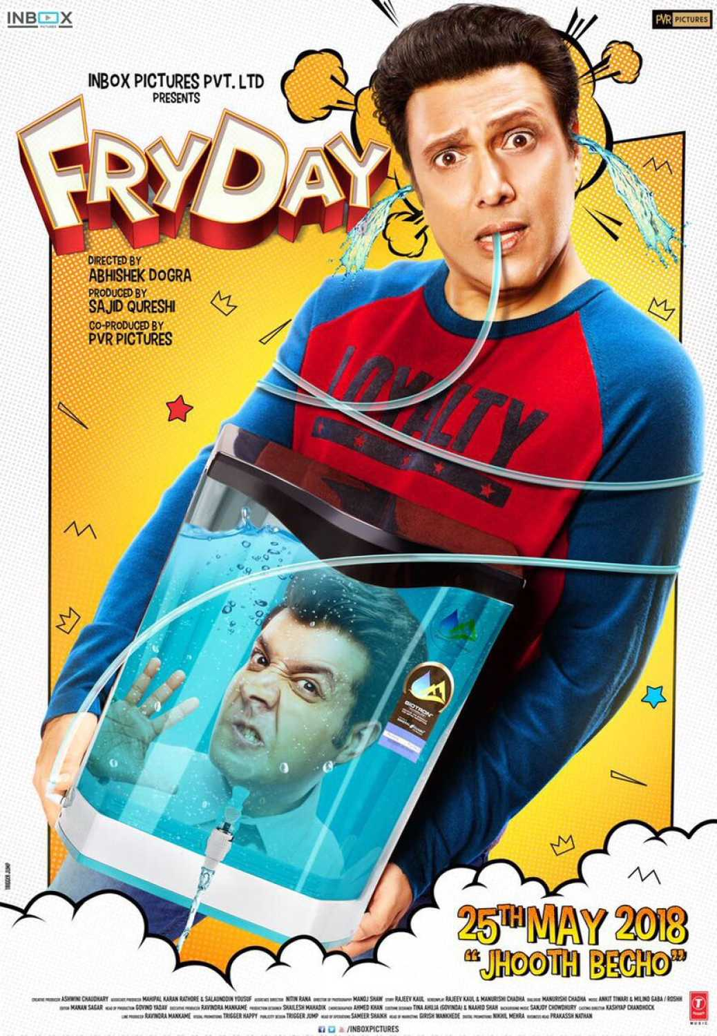 FryDay 2018 Download And Watch Full Comedy Movie HQ