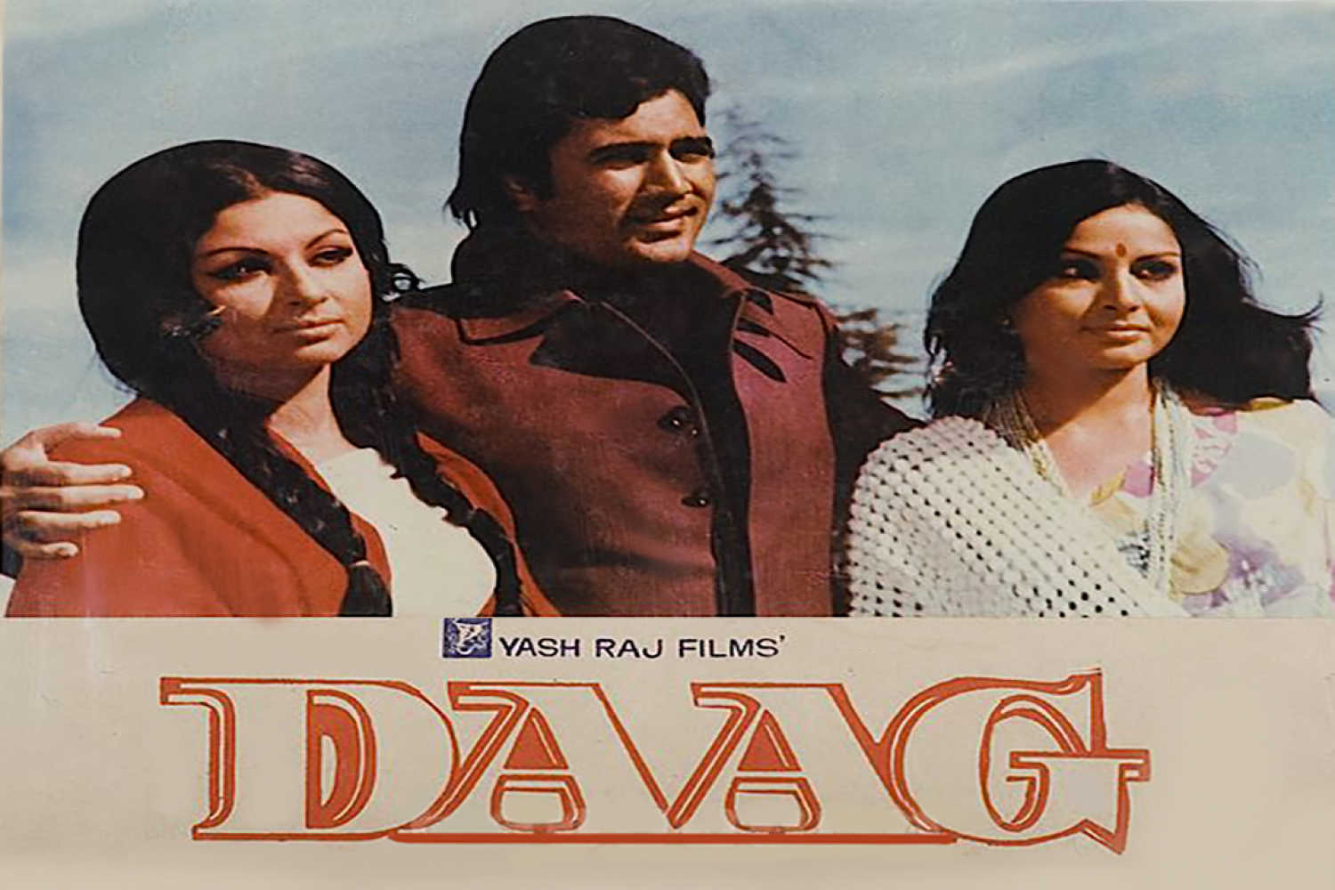 45 years of Yash Raj Films' Daag: Yash Chopra's conviction as a ...