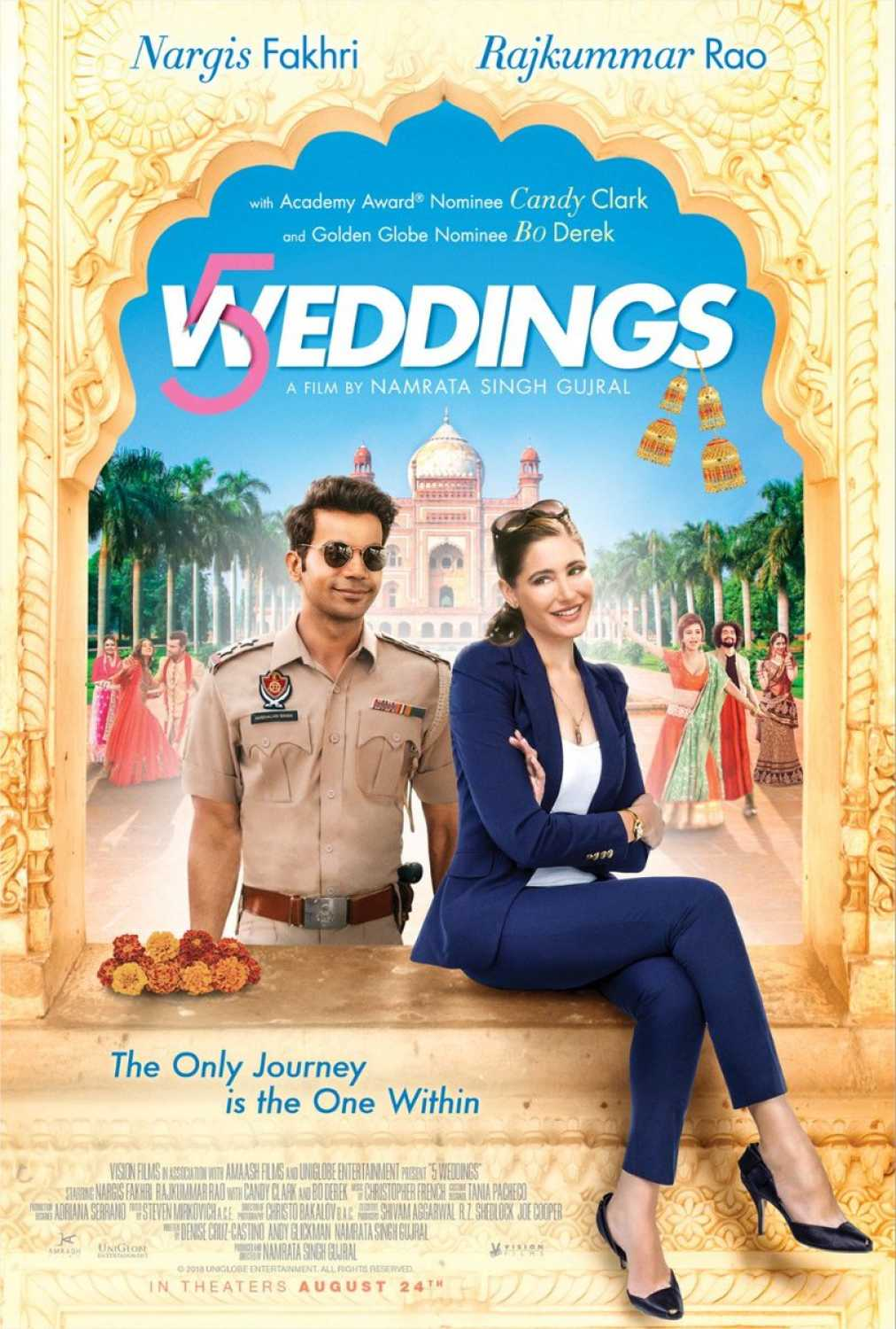 5 Weddings 2018 Download And Watch Letest Movies