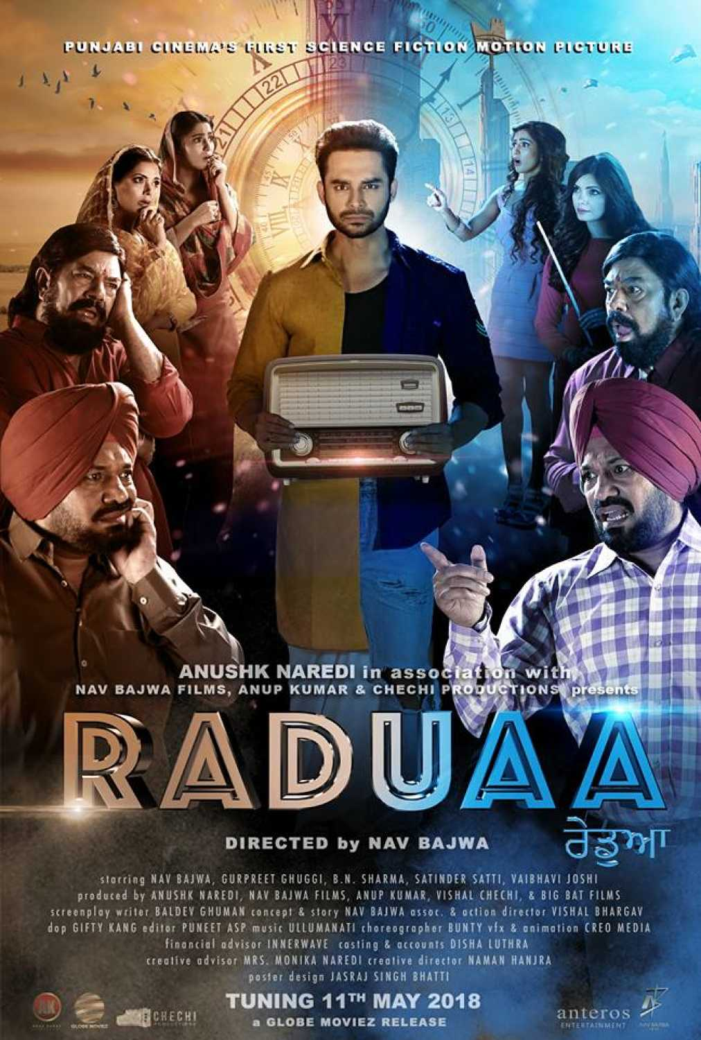 Raduaa 2018 Punjabi Movie Download