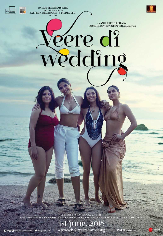 Veere Di Wedding Box Office.Box Office Veere Di Wedding Bags Rs18 25 Crore Nett In Week Two
