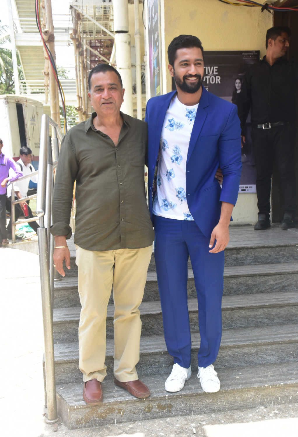 Exclusive: Vicky Kaushal spent a few days in Gujarat to ...