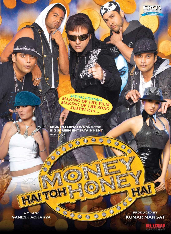 Money Hai Toh Honey Hai (2008) Hindi Movie 720p HDRip 1.2GB Download
