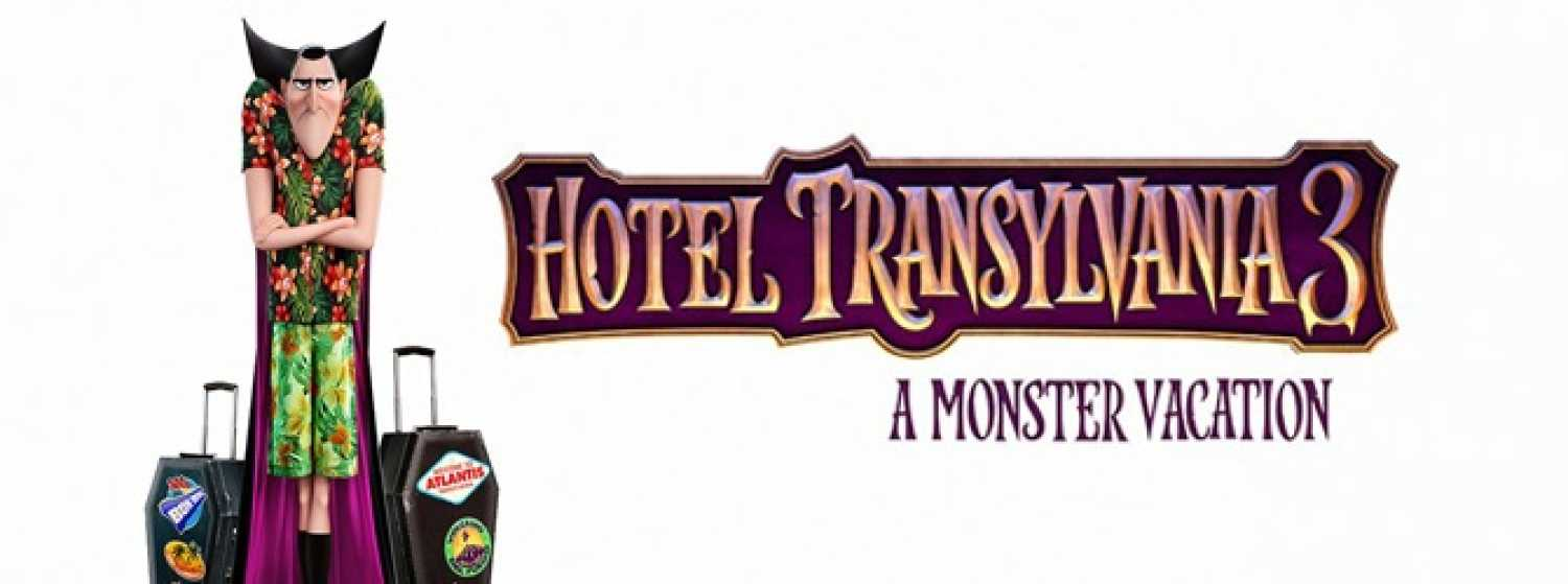 Hotel Transylvania 3 A Monster Vacation To Be Released In India On 20 July
