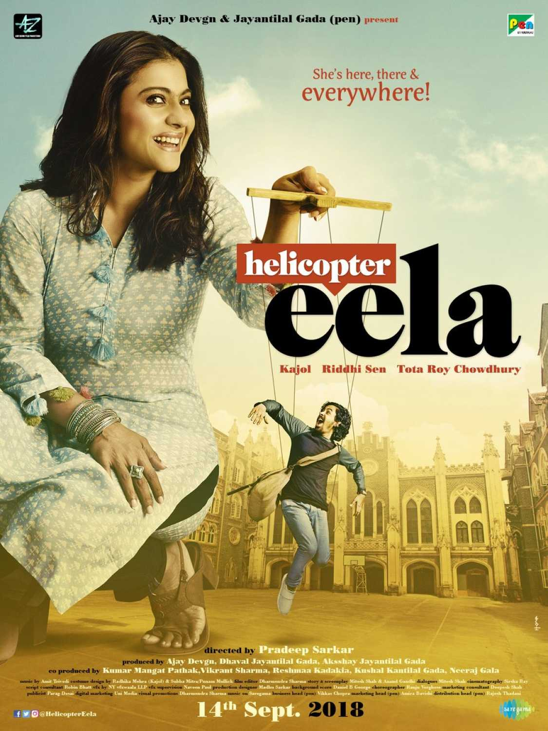 Helicopter Eela 2018 Full Movie Download And Watch HQ