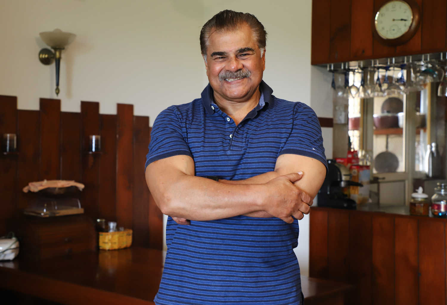 Sharat Saxena recalls how none except Aamir wanted him in Ghulam (1998) –  Birthday special