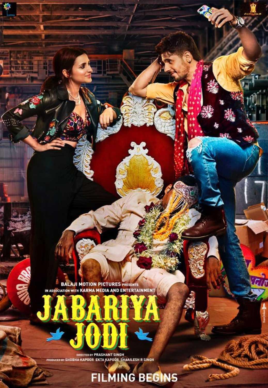 Jabariya Jodi First Look