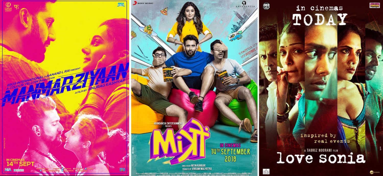 Box Office Manmarziyaan Mitron And Love Sonia Continue To Fair