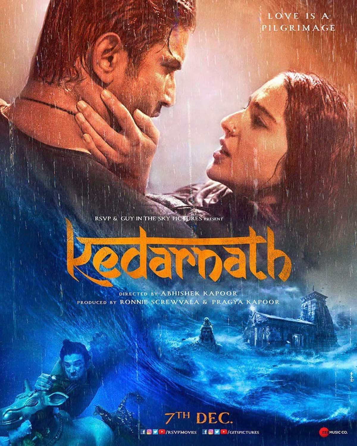 Kedarnath (2018) - Review, Star Cast, News, Photos | Cinestaan