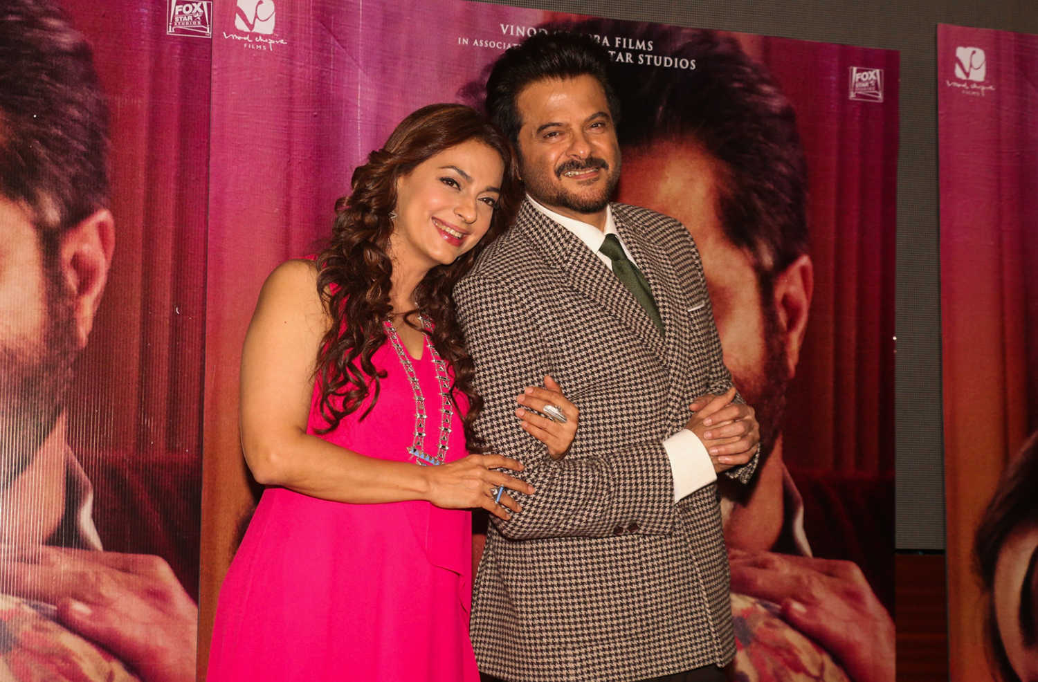 Image result for juhi chawla anil kapoor