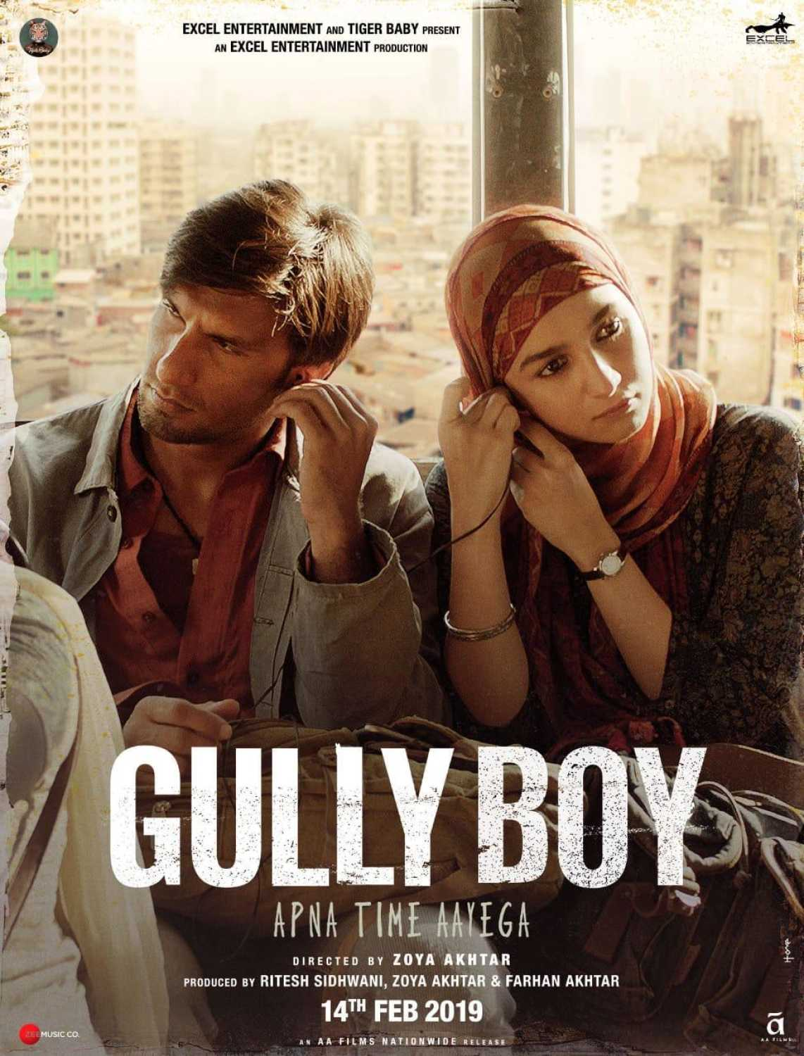 GULLY BOY (2019) con RANVEER SINGH + Jukebox + Esperando Sub. 141457