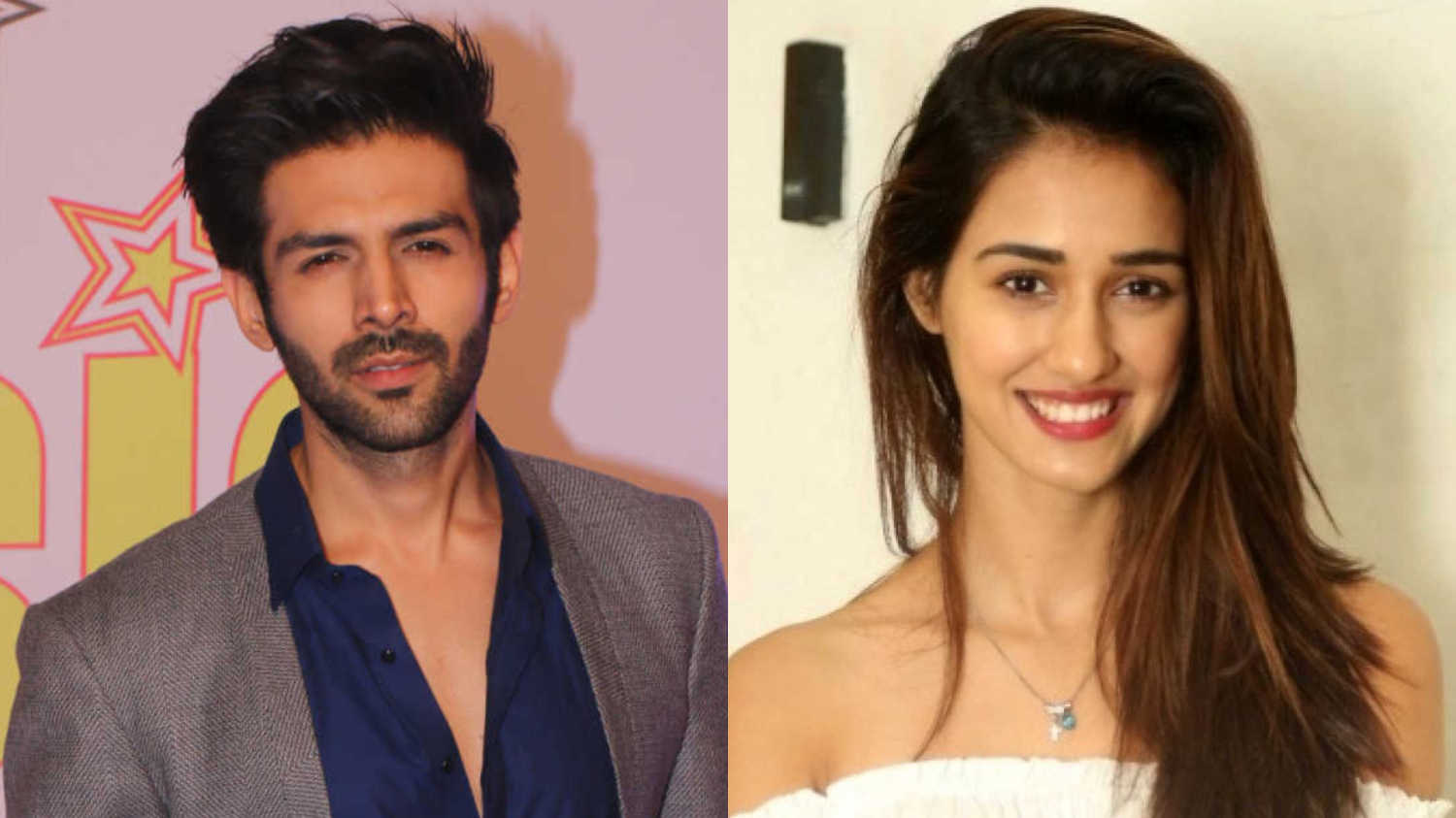 Image result for kartik aryan & disha patani