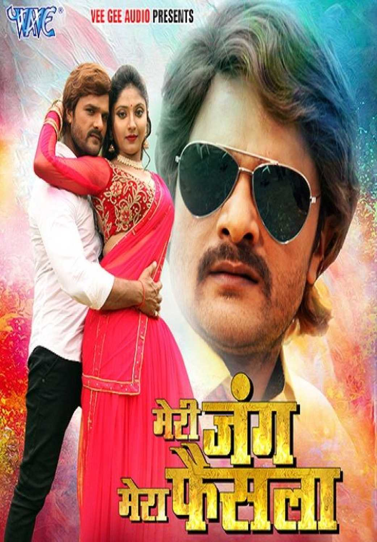 Meri Jung Mera Faisla (2019) Bhojpuri 720p HEVC HDRip x265 AAC (800MB) Full Movie Download