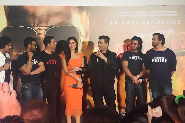 Sooryavanshi trailer launch: Ranveer Singh's tardiness, Akshay ...