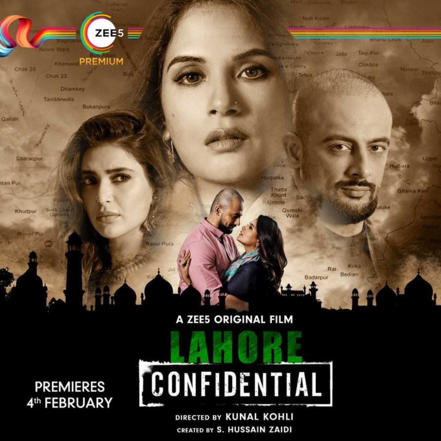 Image result for Lahore Confidential (2021)