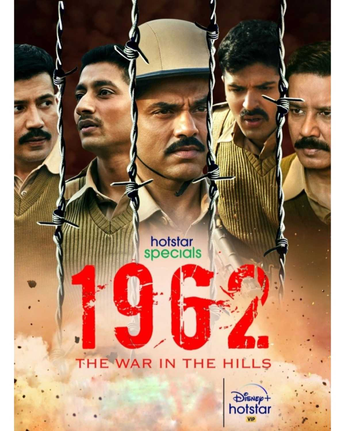 1962 : The War in The Hills (2021) - Review, Star Cast, News ...