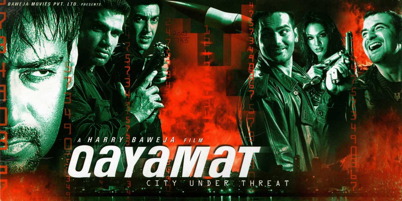 Qayamat City Under Threat 2003 Review Star Cast News Photos