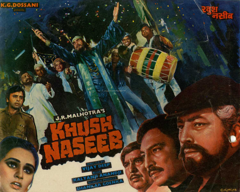 Khush Naseeb 1982 Review Star Cast News Photos Cinestaan