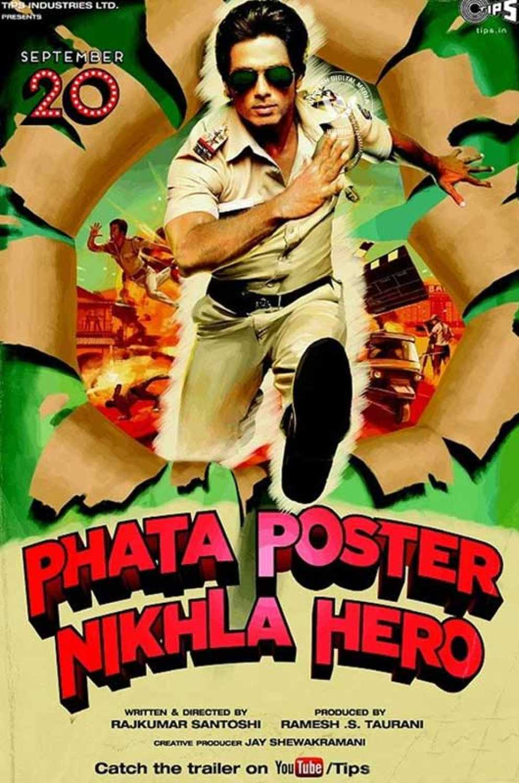 Hero nikla phata poster Phata Poster
