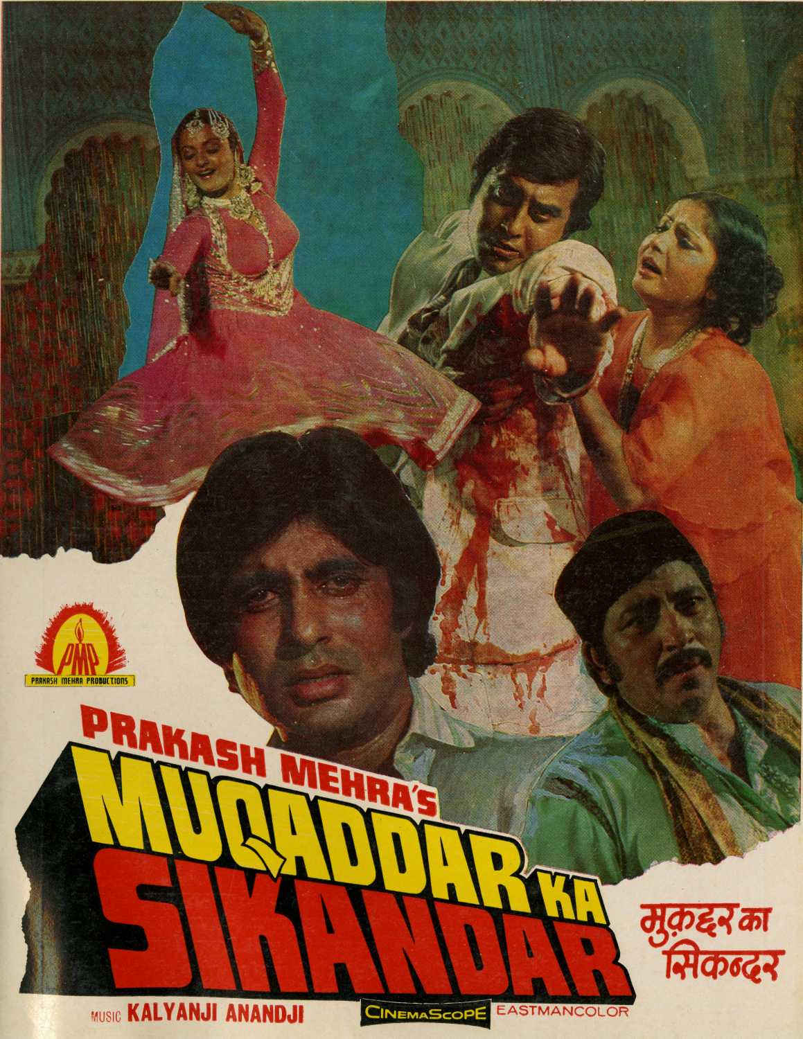 Sikandar cast and crew