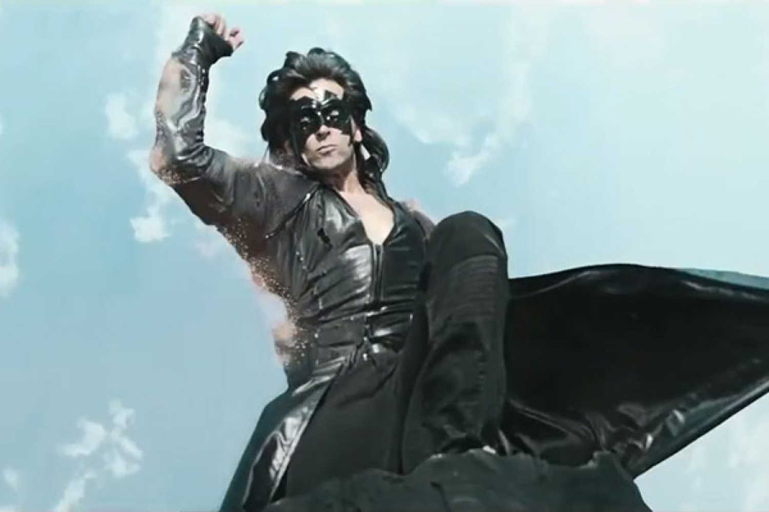 with blessings from bappa, hrithik to don superhero cape for krrish 4