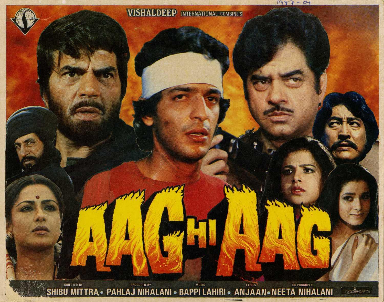 Aag (1994 film) - Alchetron, The Free Social Encyclopedia