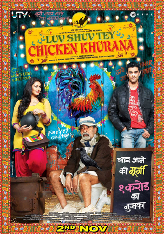 luv shuv chicken khurana full movie