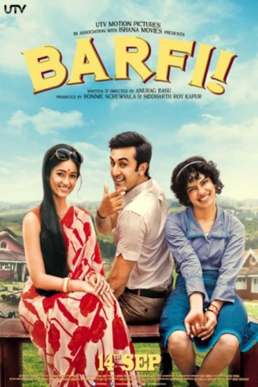 Barfi! (2012) - Review, Star Cast, News, Photos | Cinestaan