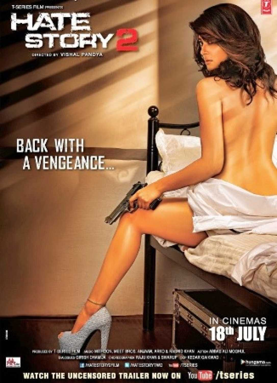 Hate Story 2 (2014) - Review, Star Cast, News, Photos | Cinestaan