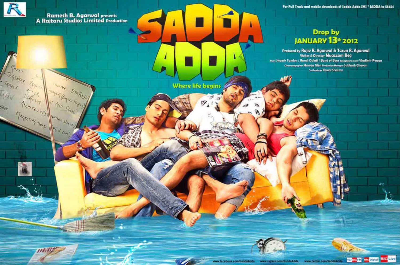 Image result for sadda adda full movie