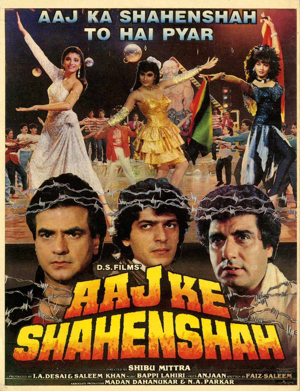 Aaj Ke Shahenshah 1990 Movie Songs MP3
