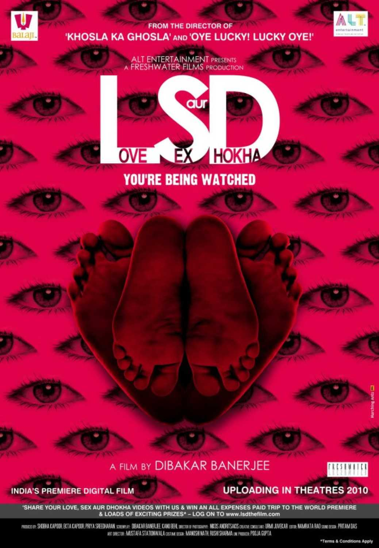 LSD: Love, Sex Aur Dhokha (2010) - Review, Star Cast, News, Photos ...