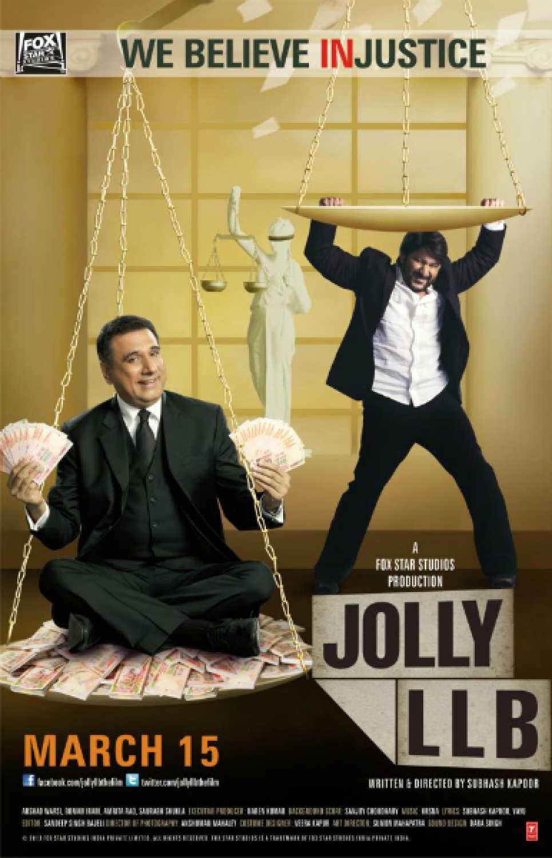 Jolly LLB (2013) - Review, Star Cast, News, Photos | Cinestaan
