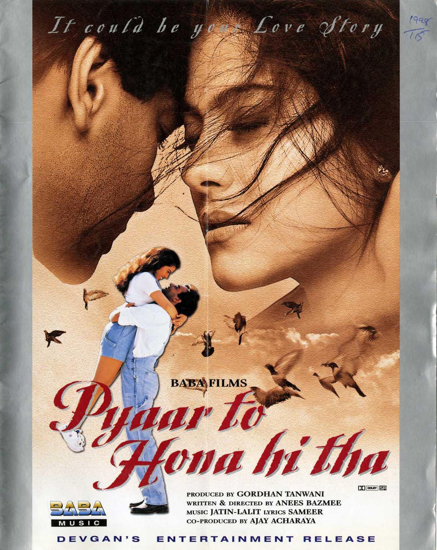 Pyaar To Hona Hi Tha (1998) - Review, Star Cast, News, Photos ...