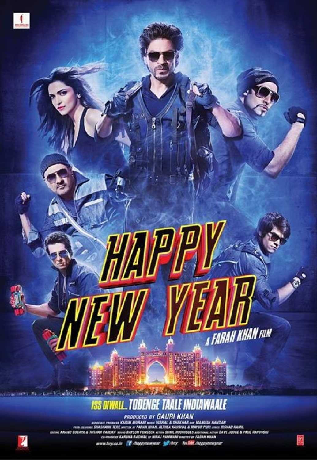 Image of Happy New Year (2014) Subtitle Indonesia mp4