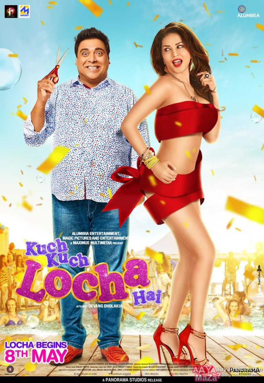 Kuch Kuch Locha Hai (2015) - Review, Star Cast, News, Photos ...
