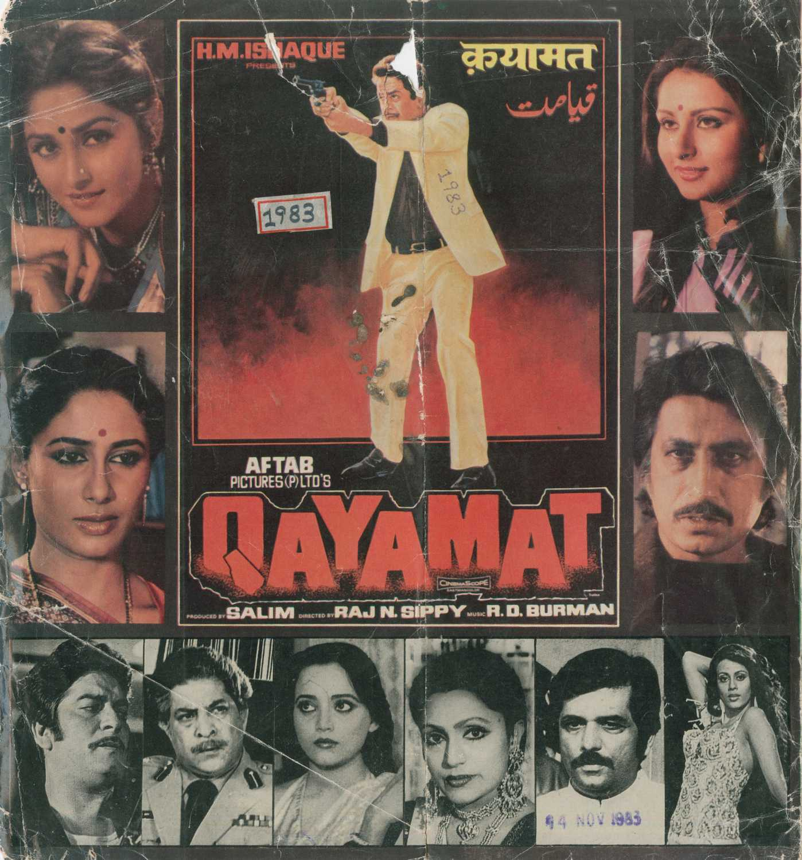 the Qayamat movie download