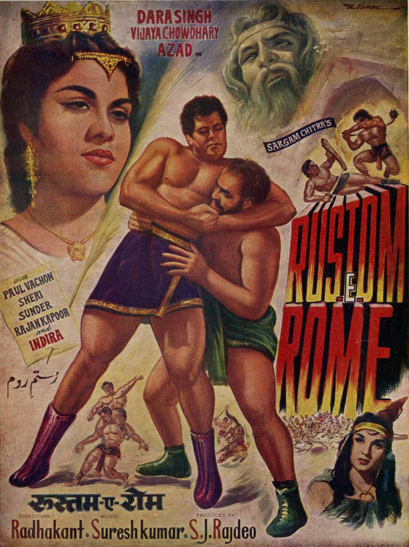 Rustom-E-Rome (1964)